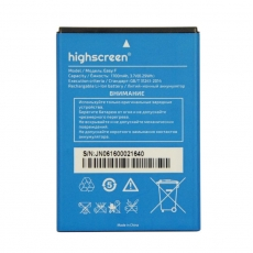Аккумулятор для Highscreen Easy F / Easy F Pro (1700Mah)